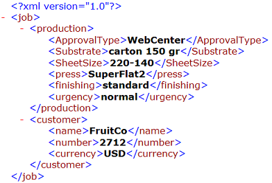 WFL_WFLPar_LoadXML_XMLsample_80 Xml Format Example For User on